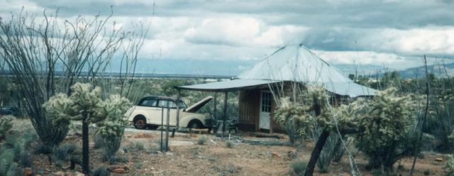New Tucson Unit 5 Lot 285, March 2003